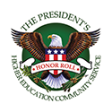The President's Higher Education Community Service