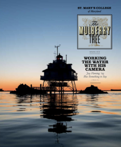 Mulberry Tree Spring 2018 cover