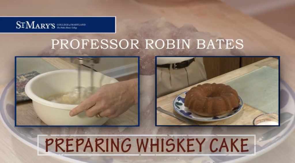 Robin Bates Cake Video Image