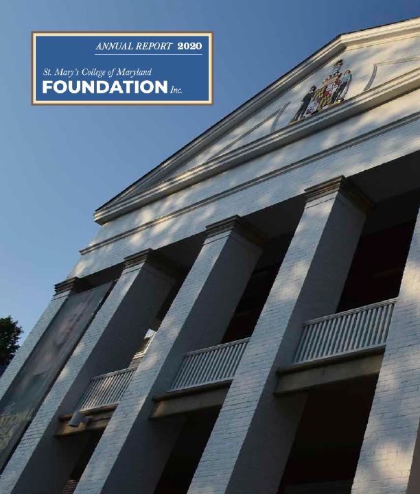SMCM ANNUAL REPORT 2020