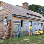 brome howard slave quarters