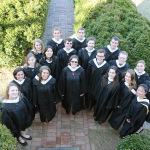 St. Mary's College's Zeta Chapter of Phi Beta Kappa Celebrates 17th Annual Induction Ceremony