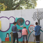 """We Are St. Mary's"" Mural Art Project"
