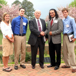 Gov. Schaefer – A Great Friend of St. Mary's College