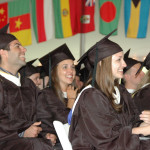 Create a More Just World, St. Mary's Grads Are Told