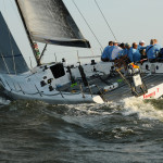Racers in the 38th Gov Cup Yacht Race Challenged by Lumpy Seas, South Wind