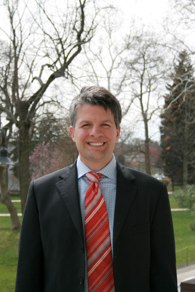Civil War expert Peter S. Carmichael comes to SMCM Sept. 22.