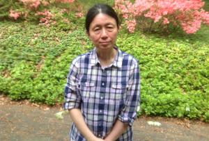 Jingqi Fu, professor of Chinese