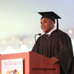 St. Mary's College Graduates 430 Seniors during 45th Commencement Ceremony