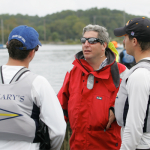 St. Mary's College Head Sailing Coach Inducted into Hall of Fame