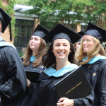St. Mary's College Graduates 28 Students with the Master of Arts in Teaching Degree