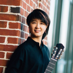 St. Mary's College Instructor Meng Su Wins Gold at International Guitar Competition
