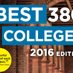 St. Mary's College Named One of the Nation's Top Colleges by The Princeton Review