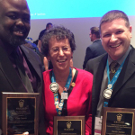 St. Mary's College Associate Dean of Students Receives Award Named in Her Honor