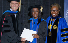 Faculty Recognized for Outstanding Work at Awards Convocation