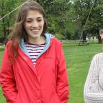 Hannah Lewis ('16) wins prestigious Jefferson Fellowship