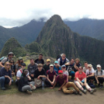 Andean study tour