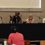 President of St. Mary's College Tuajuanda Jordan Participates on Higher Education Resource Services President Panel