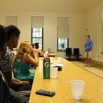 Educational Studies Students Present TED-style Talks