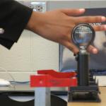 SMCM Students Make Optical Cloak