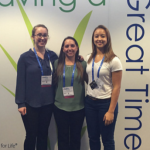 Chemistry students present research at American Chemical Society National Expo