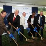 SMCM Breaks Ground on New Jamie L. Roberts Athletic Stadium