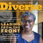 President Jordan Featured in Diverse Magazine