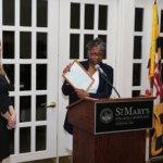 First Female NCAA Men's Baseball Player Croteau '93 Receives Trailblazer Award