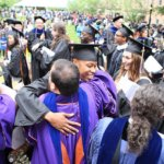 414 students participate in 2017 Commencement Ceremony at  St. Mary's College of Maryland