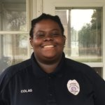Public Safety Officer Angelene Colas  Named Officer of the Year at Annual Event