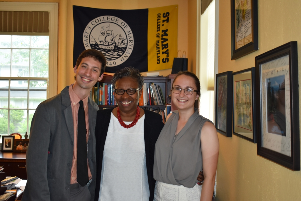 Schuster, Rhodes and Dr. Jordan