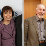 Bonnie Green and Harry Weitzel Inducted into The Order of the Ark and Dove