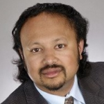 Headshot of Anirban Basu