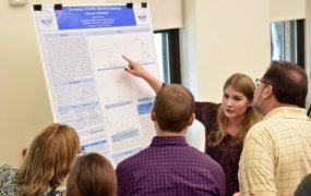 Students Present Research at SURF Symposium