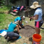 "SMCM Students Dig for ""Lost  Graveyard"" in St. Croix"