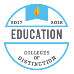 St. Mary's College of Maryland Recognized as a 2017-18 College of Distinction