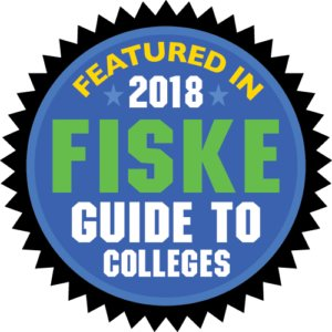 2018 Fiske Guide to Colleges logo