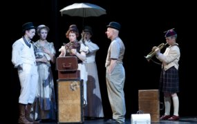 """Happenstance Theater Company to perform """"BrouHaHa"""" at St. Mary's College"""