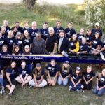 St. Mary's College Receives New Rowing Shell Named After President Jordan