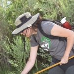 Alumna Participates in Collaborative Conservation Effort