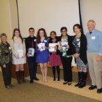 Phi Beta Kappa Book Award Ceremony hosted by the Zeta Chapter of Phi Beta Kappa