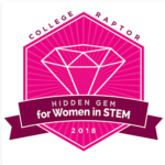 St. Mary's College of Maryland a Top 25 Hidden Gem for Women in STEM by CollegeRaptor.com