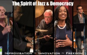 Jazz improvisation master class at St. Mary's College of Maryland