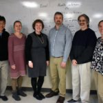 St. Mary's College Physics Department Receives 2017 Award for Improving Undergraduate Physics Education
