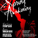 """Spring Awakening,"" the musical, at St Mary's College – Feb. 28 & March 1-4"