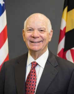 Senator Ben Cardin of Maryland