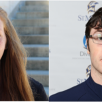 Two St. Mary's College students win undergraduate awards