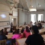 Women in Science House Living and Learning Center (WiSH) hosts Math Girls Day at St. Mary's College