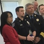 Public Safety Officer Gerald Sellers Named Officer of the Year