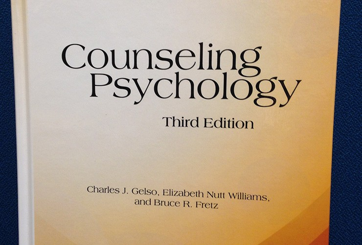 Counseling Psychology Book